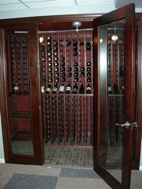 Wine Closet Design by Design Patios Wine Closets