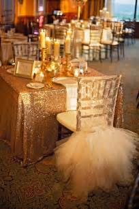 Wedding Table Cloths Lace And Tulle Chair Cover Sequin Tablecloth Sweetheart Table I Do Pinterest