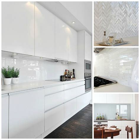 White Ideas by White Splashback Ideas