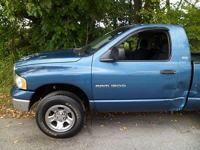 automobile air conditioning service 2002 dodge ram 1500 regenerative braking sell used 2002 dodge ram 1500 slt 4x4 w airconditioning 4 7 liter 8 cylinder engine in sussex