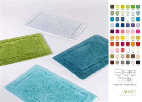 blur abyss turquoise green shower must bath rug by abyss habidecor bedside manor ltd
