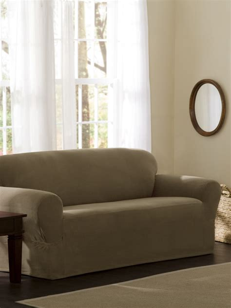 sofa and loveseat slipcovers sofa and loveseat slipcovers maytex