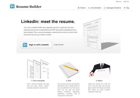 Resume Builder Dropbox Resume Builder 把 Linkedin 製作成英文履歷表 可線上分享 匯出成 Pdf 格式