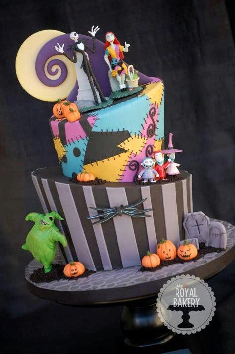 nightmare before cake ideas the nightmare before cake cakes