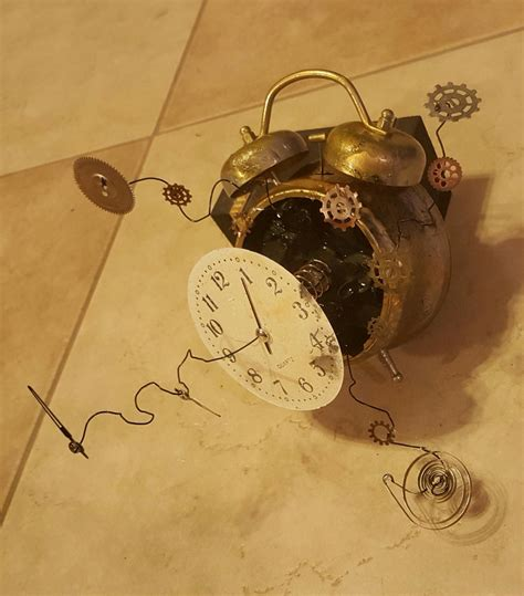 to fix a broken clock by bat13sjx on deviantart