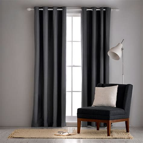 Curtains Home Aberdeen Oatmeal Lightfilter 140x230cm Eyelet Curtain Home