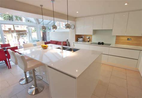 modern handleless kitchens handleless white kitchen island modern kitchen other