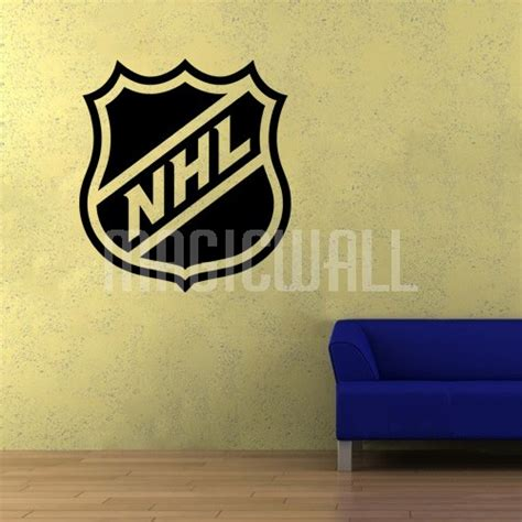 hockey wall stickers hockey wall decals and quotes quotesgram