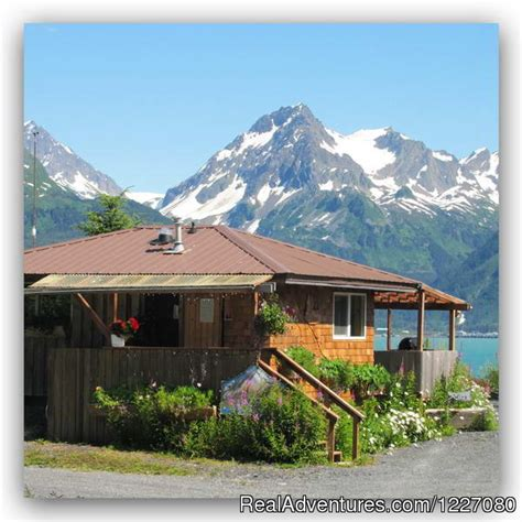 the best waterfront lodging in seward alaska seward
