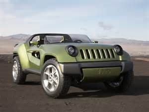 Future Jeep Vehicles Gambar Mobil Jeep Renegade Concept 2008