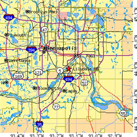 zip code map eagan mn lilydale minnesota mn population data races housing