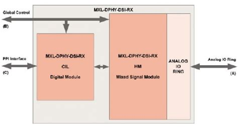 mipi layout guidelines mipi d phy receiver ip core