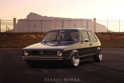 volkswagen gti stance vw golf mk1 parts south africa