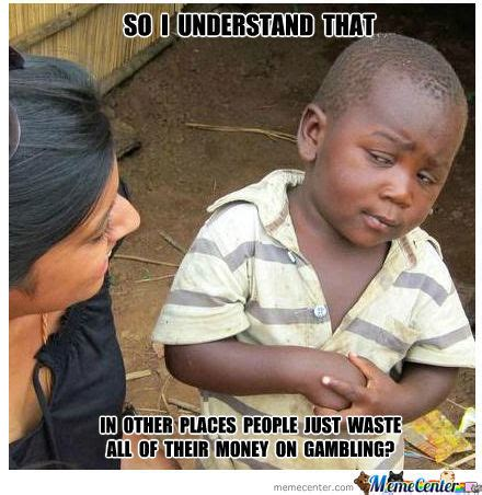 African Meme - skeptical african child meme origin image memes at