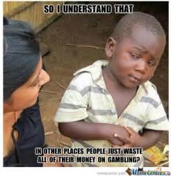 African Baby Meme - skeptical african child meme origin image memes at