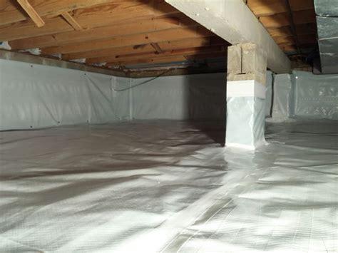 swainco crawl space and basement repair contractors