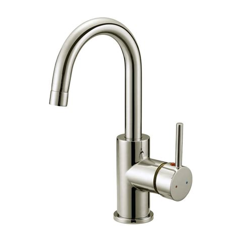 Bar Faucet Single by Design House Eastport Single Handle Bar Faucet In Satin Nickel 547570 The Home Depot