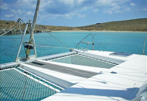 relax catamaran cruises company mykonos catamaran sailing tours and day cruises with