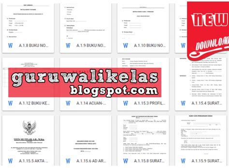 Contoh Notula Rapat Lengkap by Administrasi Kelembagaan Paud Tk Ra Kb Contoh Format