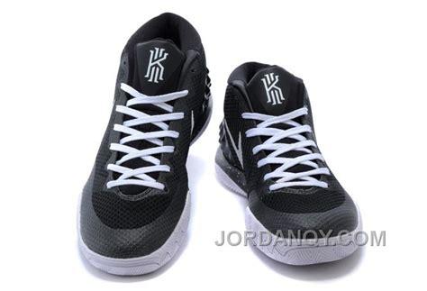 best cheap nike basketball shoes nike kyrie irving 1 black white basketball shoes cheap for