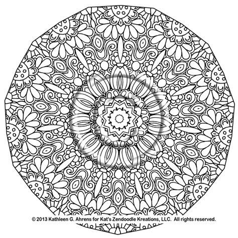 mandala coloring pages free printable for adults coloring pages plicated coloring pages printable mandala