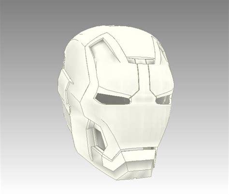 Iron Papercraft Helmet - 17 best images about pepakura on halo