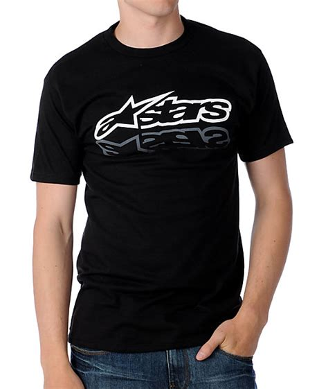 Alpinestar T Shirt alpinestars shiner black t shirt at zumiez pdp