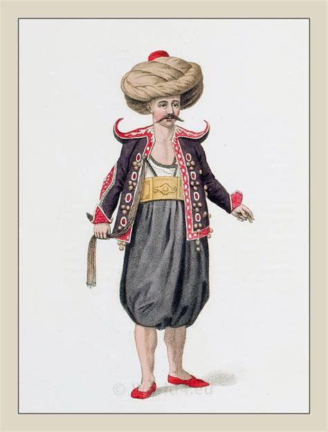 ottoman empire fashion turkish water carrier ottoman empire historical clothing