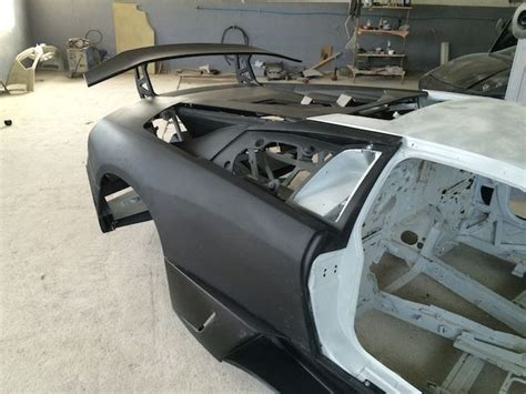 Lamborghini Chassis For Sale Lamborghini Murcielago Lp670 Sv Chassis And For Sale