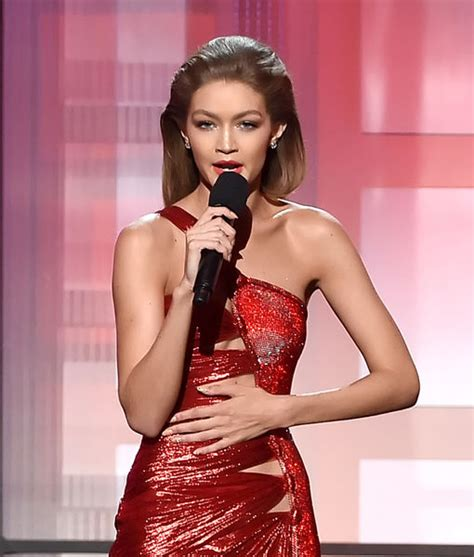 gigi hadid sort of apologizes for her melania trump gigi hadid goes nude on her first french vogue cover