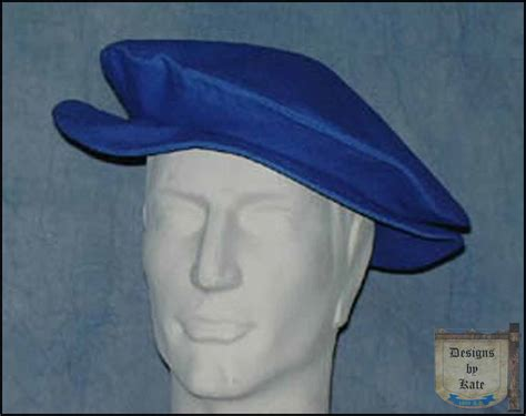 16th century men hats flat caps coifs and hats
