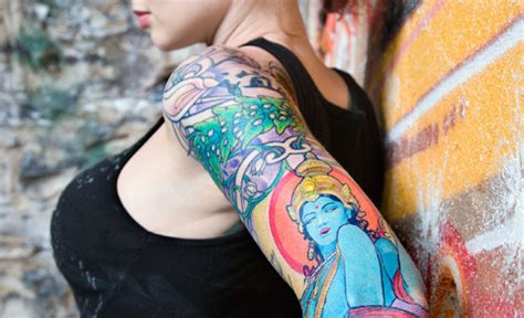 how to care for tattoo how to care for your beautylish