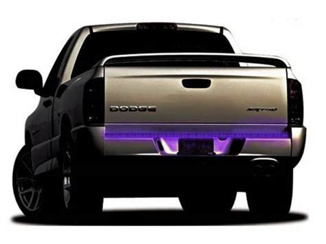 purple led light bar plasmaglow hotlinez led light bars shop realtruck