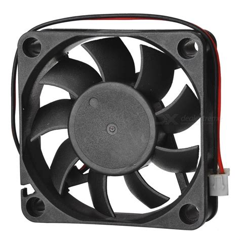 dc brushless fan 12v 6015s dc 12v 0 15a brushless cooling fan black 6 6cm