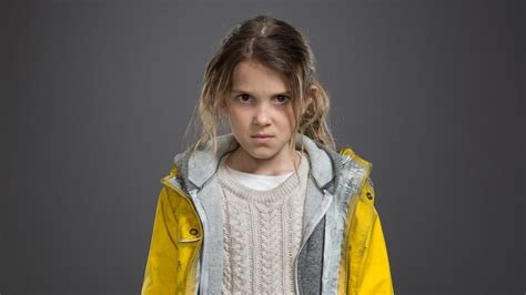 eleven actress age inside intruders meet the incredible millie brown new