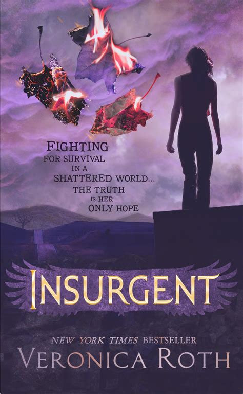 cuatro divergent trilogy 8427208065 review insurgent divergent series book 2 by veronica roth book gossips