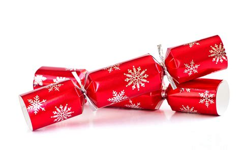 christmas crackers by elena elisseeva royalty free and