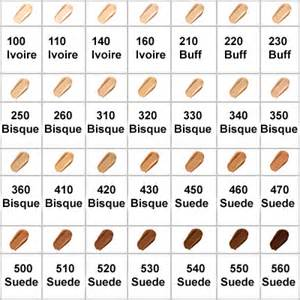 bisque color chart lanc 244 me teint idole ultra 24h foundation 540