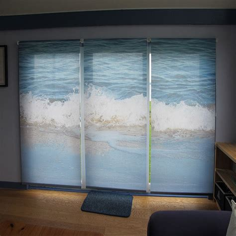Handmade Blinds - custom blinds printed for your window custom roller