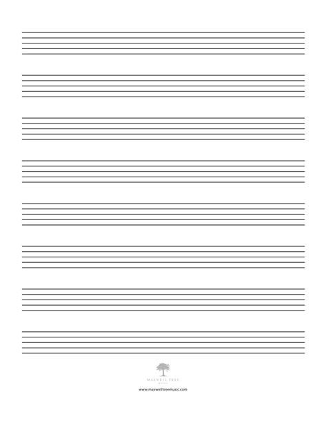 free staff paper pdf printable music staff paper free piano staff