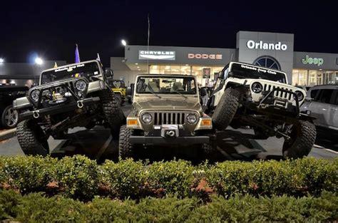 Jeep Dealership Nc Central Florida Jeep Dealer Orlando Dodge Chrysler Jeep Ram