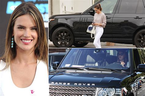Alessandra Ambrosio Cleans Car by Cars We Bet They Don T Save On Auto