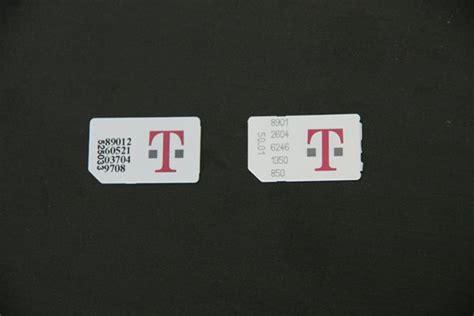 nano sim t mobile tmobile 3g sim card vs 2g sim card