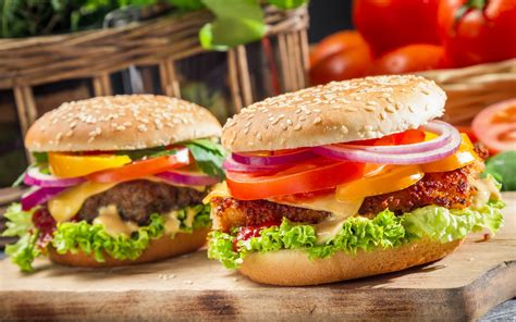 Food Pantry Definition by High Definition Image Of A Up Of Two Burgers Made From Fresh Vegetables