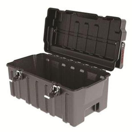 urrea 21 in high resistance plastic box with metal clasps