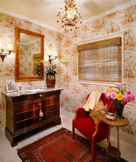 window decor powder room hot summer trend 25 dashing powder rooms with tropical flair