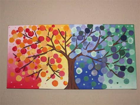 cool easy acrylic painting ideas 80 easy canvas painting ideas