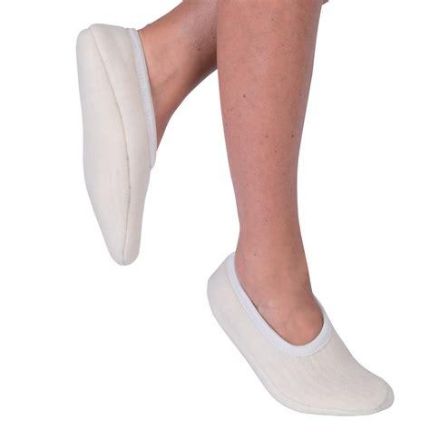 piedi freddi a letto calzini da letto in pura vergine calzature e