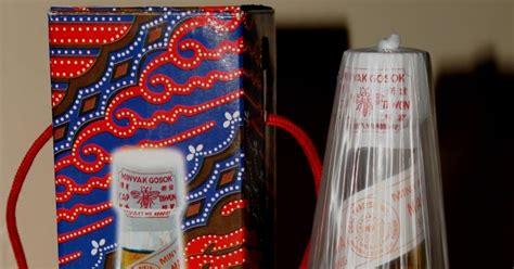 Minyak Tawon Yang Besar minyak gosok cap tawon daon lontar