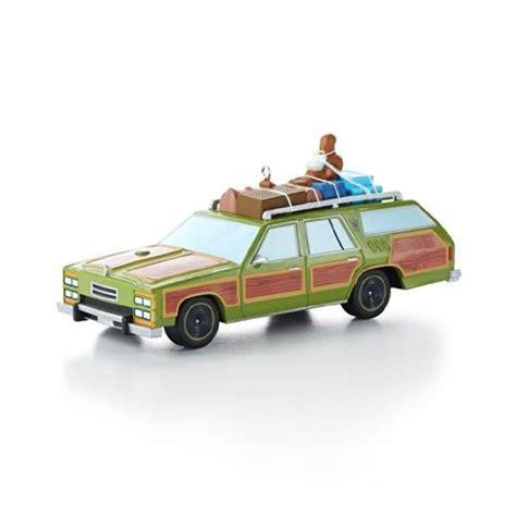 classic american pop culture car christmas ornaments